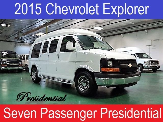 2015 Chevrolet Conversion Van Presidential Explorer