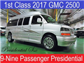 2017 GMC 9 Passenger Conversion Van