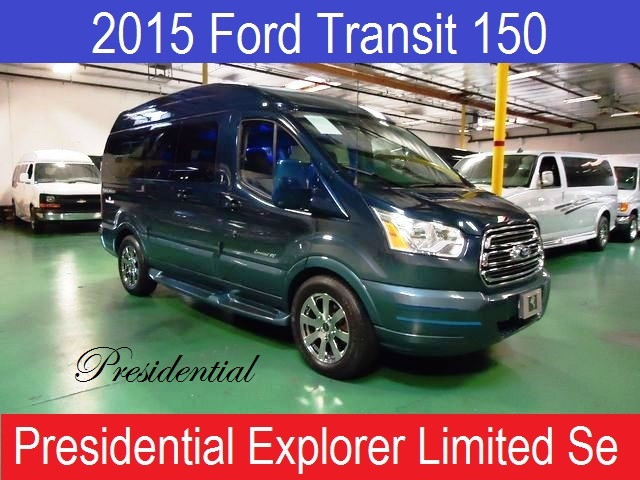 2015 Ford Transit Presidential Explorer Limited Se