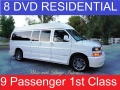 2013 GMC 9 Passenger Conversion Van