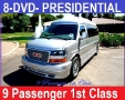 2014 GMC 9 Passenger Conversion Van