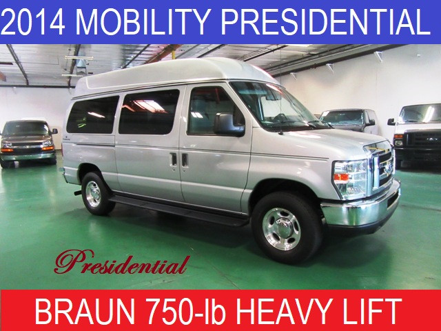 2014 Ford E250 Presidential Mobility