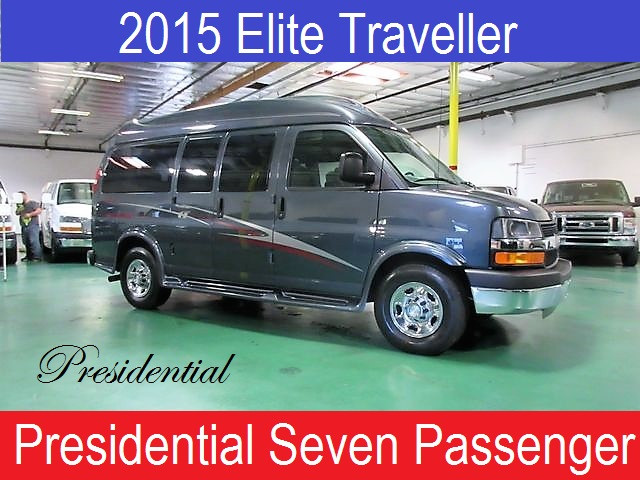2015 Chevrolet Conversion Van Presidential Elite Traveller