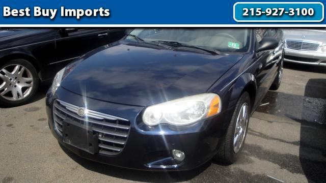 2004 Chrysler Sebring Limited Sedan - Your Search Stops Here - jersey ...