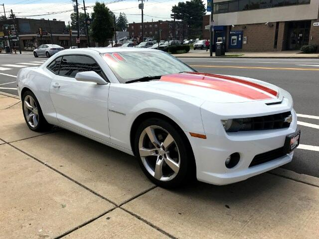 2011 Chevrolet Camaro 2SS Coupe