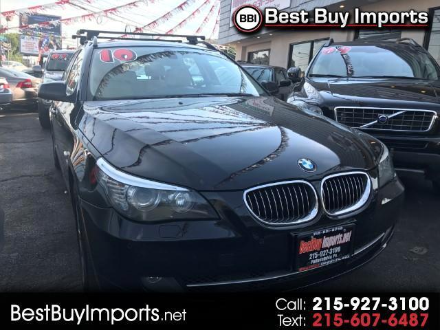 2010 BMW 5-Series Sport Wagon 535xi