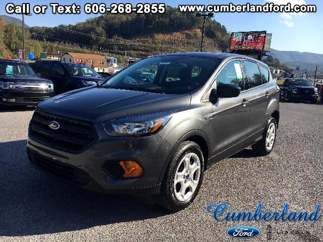 2018 Ford Escape FWD 4dr S
