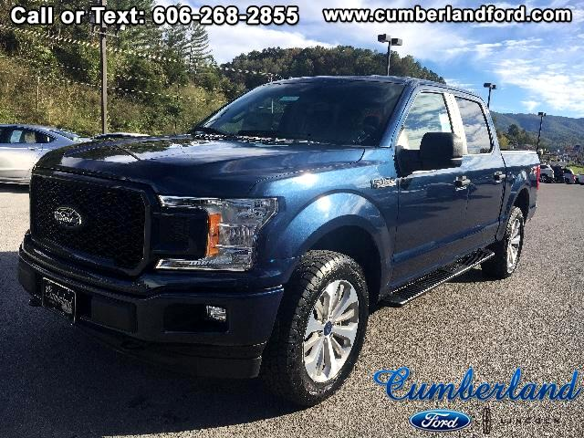2018 Ford F-150 STX SuperCrew 5.5 Bed 4X4