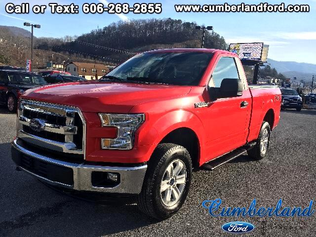 2015 Ford F-150 XLT Short Bed 4WD