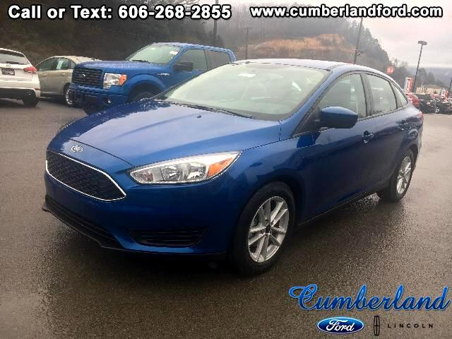 2018 Ford Focus 4dr Sdn SE