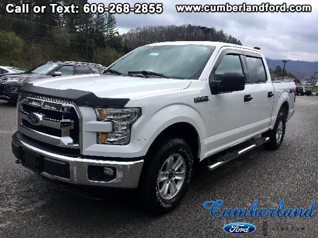 """2016 Ford F-150 4WD SuperCrew 145"""" FX4"""