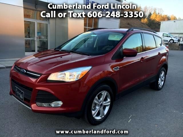 used 2016 ford escape se 4wd for sale in middlesboro ky. Black Bedroom Furniture Sets. Home Design Ideas