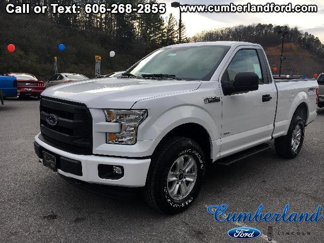 2017 Ford F-150 XL 6.5-ft. Bed 4WD