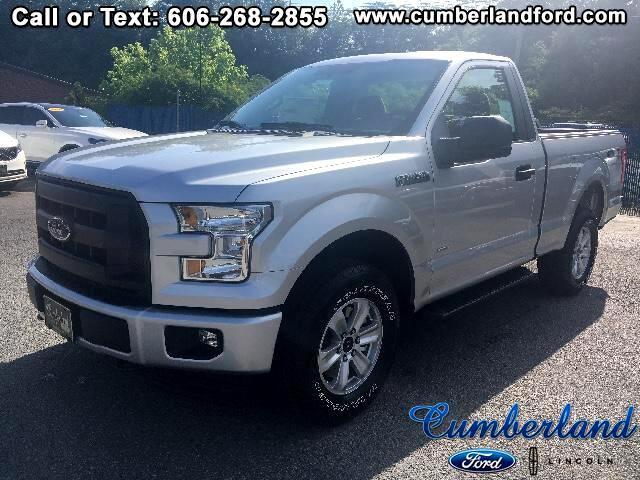 2017 Ford F-150 Regular Cab 4WD