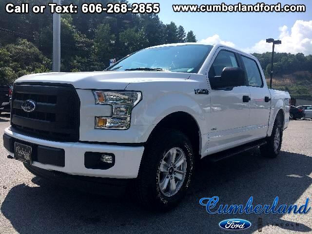2017 Ford F-150 Sport SuperCrew 5.5-ft. Bed 4x4