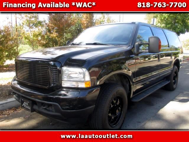 2004 Ford Excursion XLT 6.8L 4WD