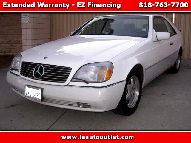 1996 Mercedes S-Class 1996 MBZ S500 IS SUER CLEAN DRIVES EXCELLENT AUTOMATIC HAS 107126 MILES WHIT
