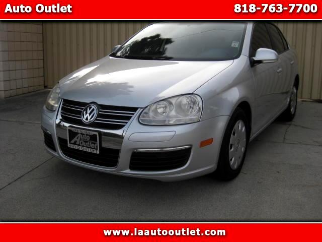 2006 Volkswagen Jetta 2006 VW JETTA VALUE EDITION IS CARFAX CERTIFIED ONE OWNER CAR AUTOMATIC HAS 6