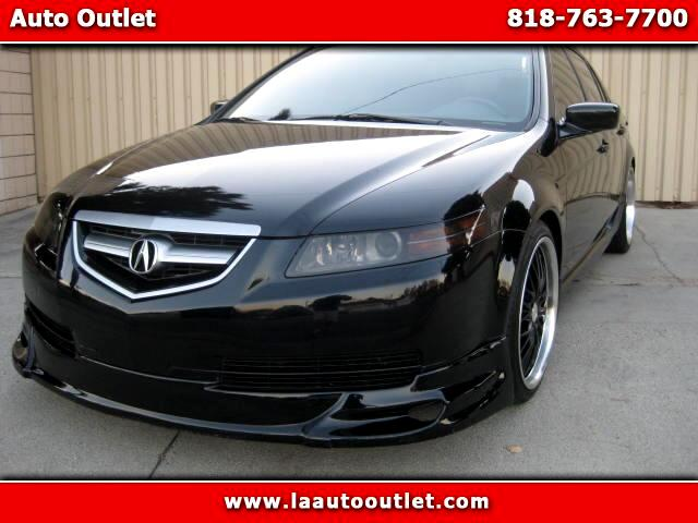 2005 Acura TL 2005 ACURA TL IS CARFAX CERTIFIED SUPER CLEAN CAR AUTOMAIC HAS LOW 67778 MILES BLACK