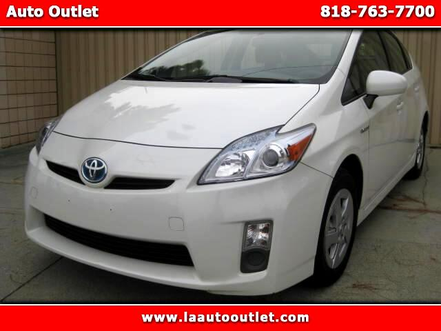 2010 Toyota Prius 2010 TOYOTA PRIUS IS SUPER CLEAN DRIVES EXCELLENT WHITE WITH GRAY INTERIOR AUTOM