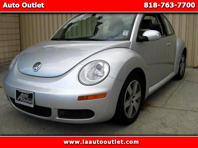 2006 Volkswagen New Beetle 2006 VW NEW BEETLE 25 L IS SUPER CLEAN DRIVES EXCELLENT ATTENTION SALVAG
