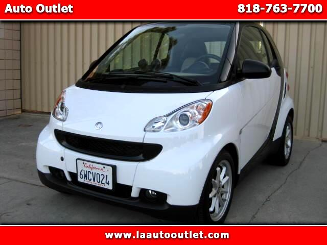 2009 smart Fortwo 2009 SMART FOR TWO TACHOMETER PACKAGE IS CARFAX CERTIFIED SUPER CLEAN CAR AUTOMAT
