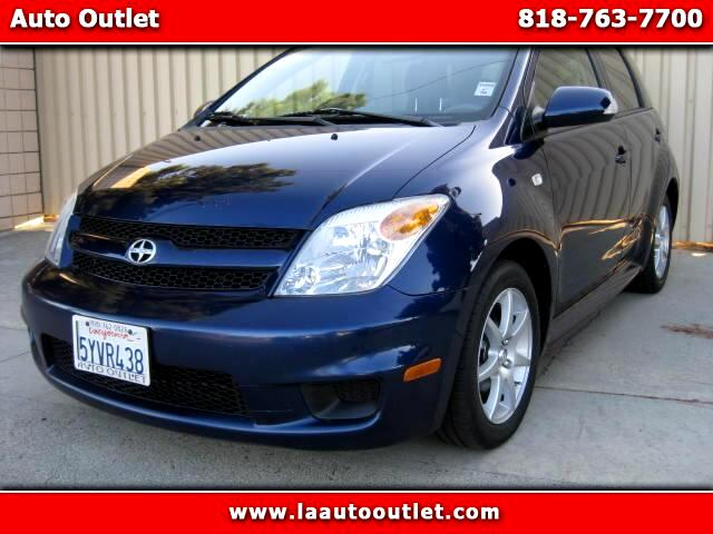 2006 Scion xA 2006 SCION XA IS CARFAX CERTIFIED SUPER CLEAN CAR BLUE WITH GRAY INTERIOR AUTOMATIC 