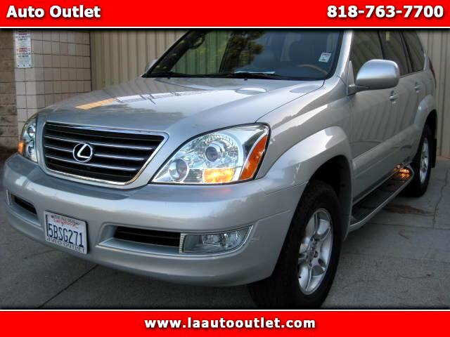 2003 Lexus GX 470 2003 LEXUS GX 470 AWD IS CARFAX CERTIFIED SUPER CLEAN SUV AUTOMATIC HAS 99309 MIL