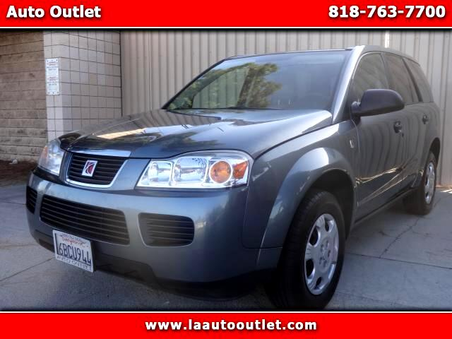 2007 Saturn VUE 2007 SATURN VUE IS CARFAX CERTIFIED ONE OWNER SUV GRAY WITH GRAY LEATHER INTERIOR 5