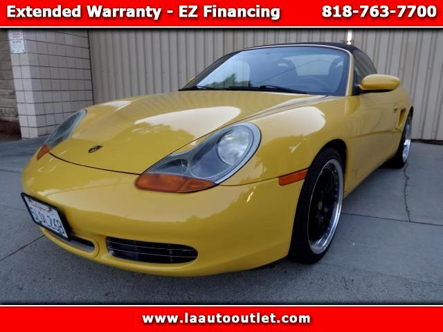 2001 Porsche Boxster 2001 PORSCHE BOXSTER S CONVERTIBLE IS CARFAX CERTIFIED SUPER CLEAN CAR AUTOM
