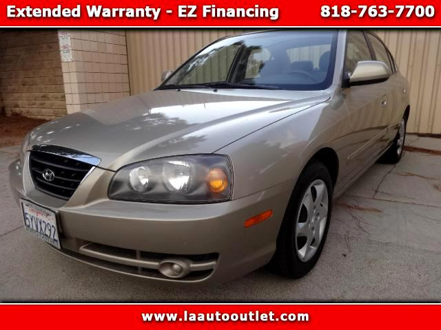 2005 Hyundai Elantra 2005 HUYNDAI ELANTRA GLS IS CARFAX CERTIFIED SUEPR CLEAN CAR AUTOMATIC HAS 842