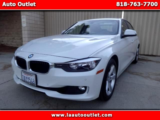 2013 BMW 3-Series 2013 BMW 328I SULEV TURBO IS CARFAX CERTIFIED ONE OWNER IN FACTORY WARRANTY AUTOM