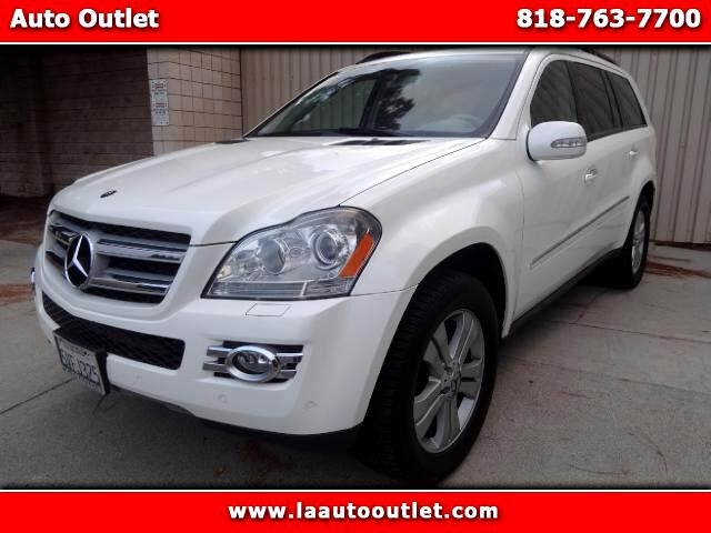 2007 Mercedes GL-Class 2007 MBZ GL450 AWD CONVENIENCE PACKAGE IS SUPER CLEAN DRIVES EXCELLENT AUTOM