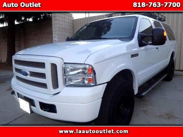 2005 Ford Excursion 2005 FORD EXCURSION EDDIE BAUER 4X4 CAR FAX CERTIFIED SUPER CLEAN DRIVES EXCELL