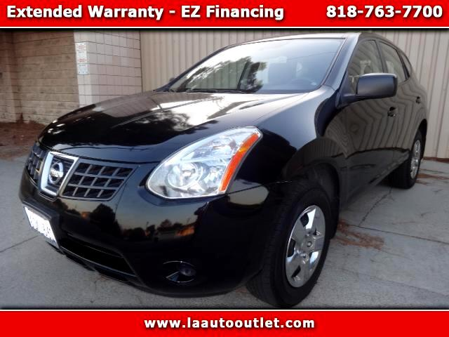 2009 Nissan Rogue 2009 NISSAN ROGUE S AWD IS CAR FAX CERTIFIED SUPER CLEAN SUV AUTOMATIC HAS 90057