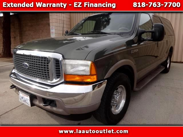 2000 Ford Excursion 2000 FORD EXCURSION LIMITED IS SUPER CLEAN DRIVES EXCELLENT AUTOMATIC HAS 16665