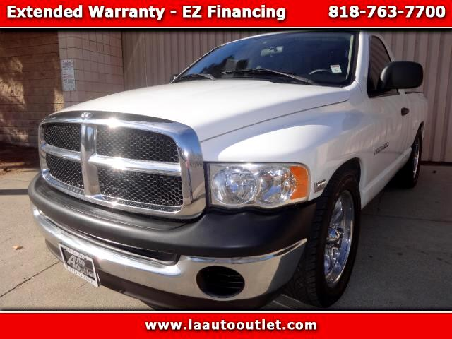 2004 Dodge Ram 1500 2004 DODGE RAM 1500 ST SHORT REGULAR CAB WITH V8 HEMI ENGINE IS AUTO CHECK CERTI