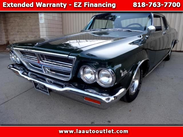 1964 Chrysler 300 1964 CHRYSLER 300 2 DR COUPE V8 413 MOTOR IS SUPER CLEAN DRIVES EXCELLENT HAS POW