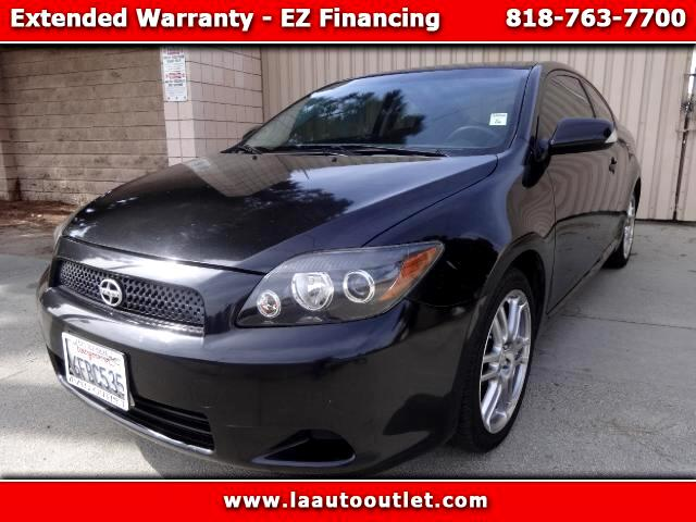 2008 Scion tC 2008 SCION tC IS AUTO CHECK CERTIFIED ONE OWNER CAR 5 SPEED MANUAL HAS 84245 MILES B