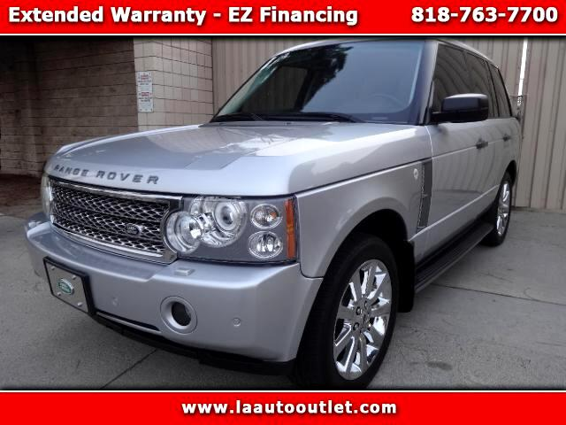 2006 Land Rover Range Rover 2006 LAND ROVER RANGE ROVER HSE LUXURY PACKAGE IS SUPER CLEAN DRIVES EXC