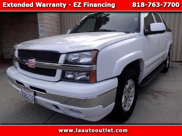 2006 Chevrolet Avalanche 2006 CHEVROLET AVALANCHE 1500LT 4X4 IS AUTO CHECK CERTIFIED SUPER CLAN SUV