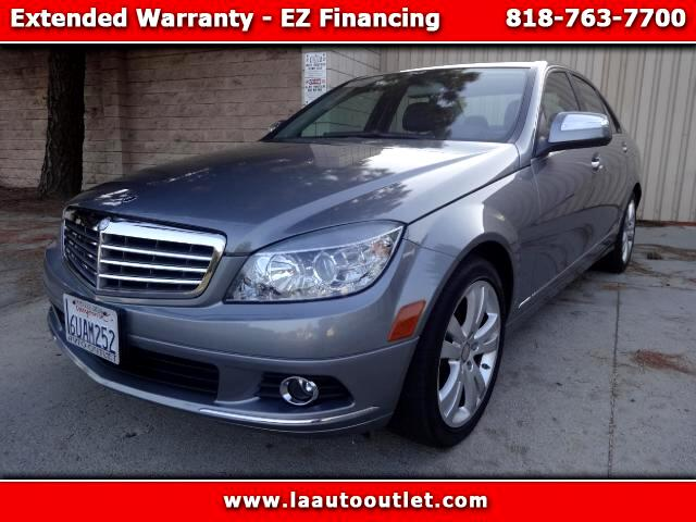 2008 Mercedes C-Class 2008 MBZ C 300 IS AUTO CHECK CERTIFEID SUPER CLEAN CAR AUTOMATIC HAS 78287 MI