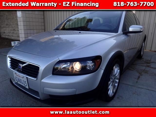 2008 Volvo C30 2008 VOLVO C30 T5 IS CAR FAX CERTIFIED SUPER CLEAN CAR AUTOMATIC HAS 83460 MILES SI