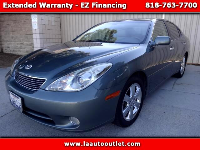 2005 Lexus ES 330 2005 LEXUS ES 330 IS AUTO CHECK CERTIFIED SUPER CLEAN CAR LIGHT GREEN WITH TAN LE