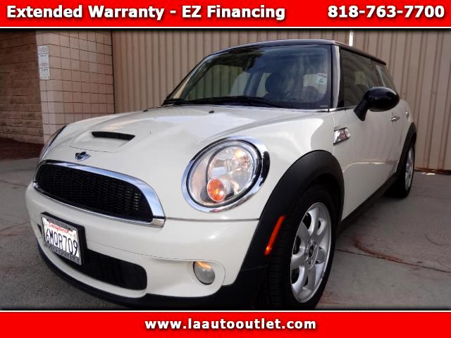 2010 MINI Cooper 2010 MINI COOPER S IS SUPER CLEAN DRIVES EXCELLENT AUTOMATIC HAS 107662 MILES OFF