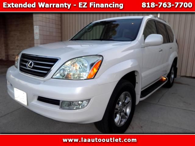 2008 Lexus GX 470 2008 LEXUS GX 470 IS CAR FAX CERTIFIED SUPER CLEAN SUV AUTOMATIC HAS 82198 MILES