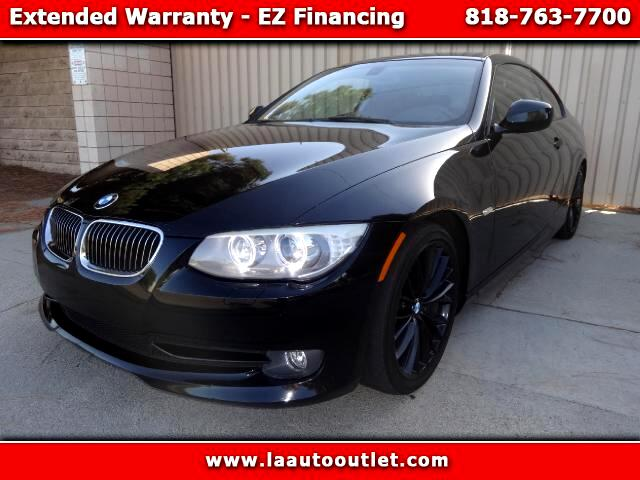 2011 BMW 3-Series 2011 BMW 335 I COUPE SPORTS PREMIUM PACKAGE IS CARFAX CERTIFIED SUPER CLEAN CAR A