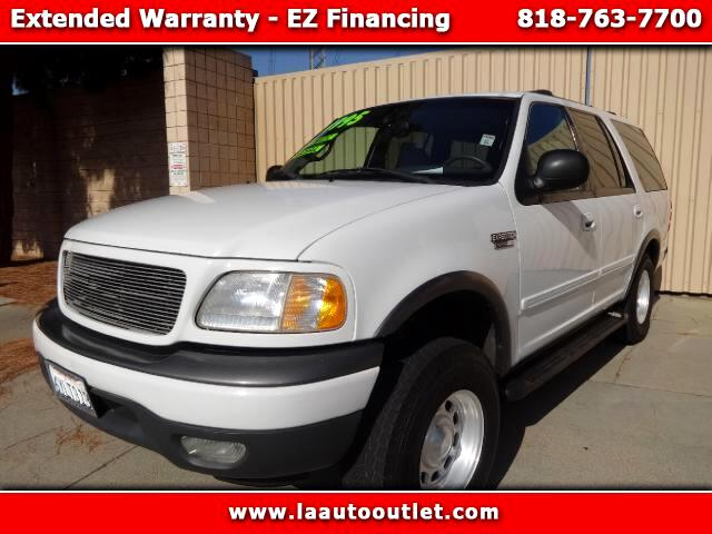 2000 Ford Expedition 2000 FORD EXPEDITION XLT IS AUTO CHECK CERTIFIED SUPER CLEAN SUV WHITE WITH GR