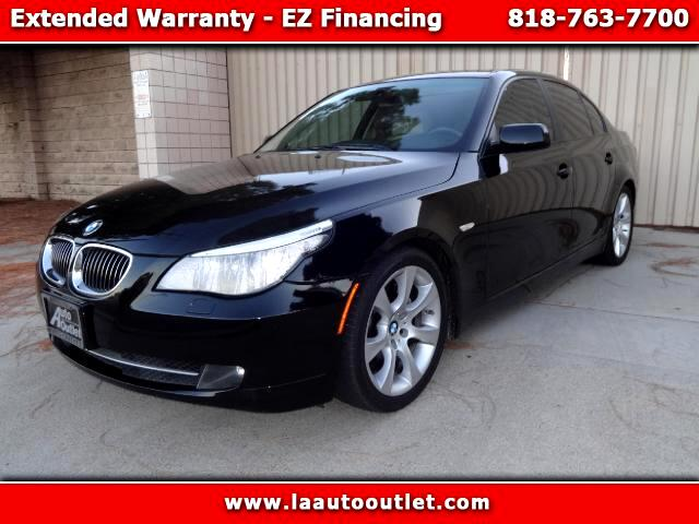 2008 BMW 5-Series 2008 BMW 535 I SPORTS PREMIUM PACKAGE IS SUPER CLEAN DRIVES EXCELLENT KEY LESS EN
