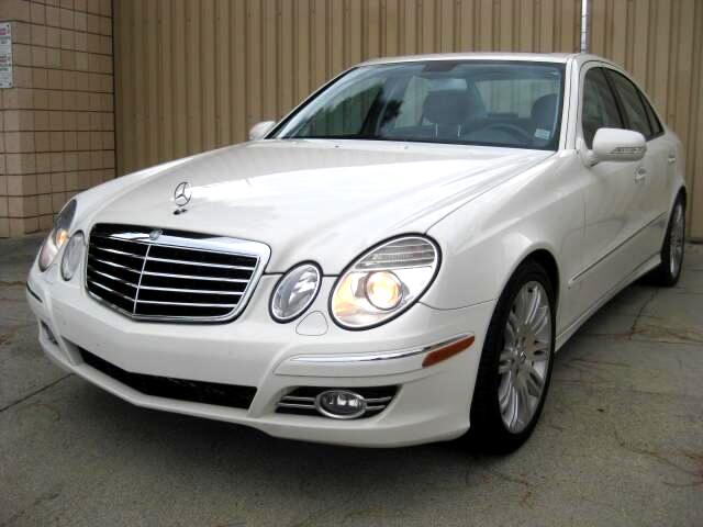 2007 Mercedes E-Class 2007 MBZ E 350 IS CARFAX CERTIFIED SUPER CLEAN CAR AUTOMATIC HAS 92401 MILES